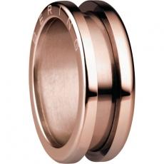 Damenring - BERING 520-30-X3 - Edelstahl Rosé vergoldet, ohne Stein