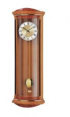 Wanduhr - AMS 5080-9 - Funk, Holz