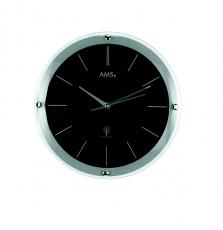 Wanduhr - AMS 5901 - Funk, Kunststoff