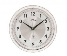 Wanduhr - AMS 5945 - Funk, Kunststoff