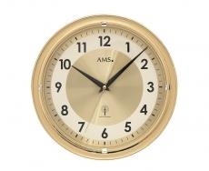 Wanduhr - AMS 5946 - Funk, Kunststoff