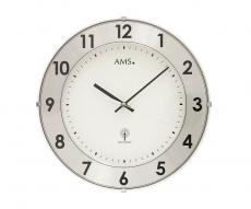 Wanduhr - AMS 5948 - Funk, Kunststoff
