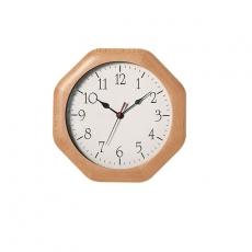 Wanduhr - AMS 5998-18 - Funk, Holz