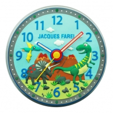 Wanduhr - Jacques Farel WAL 04 - Quarz, Kunststoff