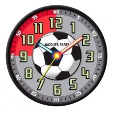 Wanduhr - Jacques Farel WAL 10 - Quarz, Kunststoff