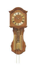 Heimuhr - AMS 211-4 - 8-Tage BimBam, Holz