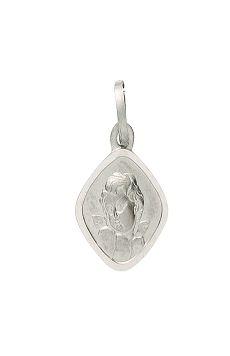 Anhänger - Gerry Eder 22.213 - 925/- Silber, ohne Stein, Schutzengel