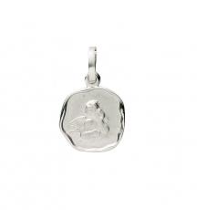 Anhänger - Gerry Eder 22.216 - 925/- Silber, ohne Stein, Schutzengel