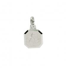 Anhänger - Gerry Eder 22.219 - 925/- Silber, ohne Stein, Schutzengel