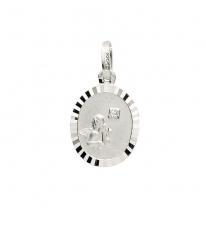 Anhänger - Gerry Eder 22.231 - 925/- Silber, ohne Stein, Schutzengel