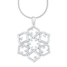 Collier - s.Oliver 513838 - 925/- Silber, Zirkonia
