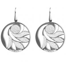 Ohrhänger - BOCCADAMO XOR057 - Bronze rhodiniert