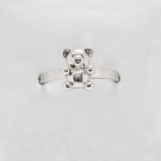 Kinderring - Gerry Eder 53.KS106 - 925/- Silber, ohne Stein