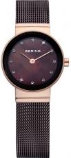 Damenuhr - BERING 10122-265 - Quarz, Stahl IP Rosé