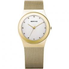 Damenuhr - BERING 12927-334 - Quarz, Stahl IP Gold