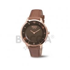 Damenuhr - BOCCIA Titanium 3249-03 - Quarz, Titan