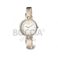 Damenuhr - BOCCIA Titanium 3164-03 - Quarz, Titan