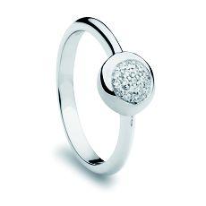 Damenring - silver trends ST1154 - 925/- Silber, Zirkonia