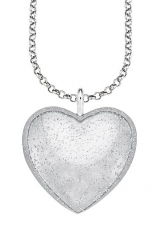 Kette mit Anhänger - s.Oliver 561068 - 925/- Silber, ohne Stein