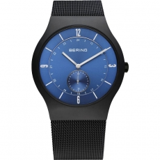 Herrenuhr - BERING 11940-227 - Quarz, Stahl IP Black
