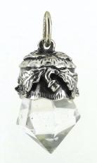 Anhänger - Gerry Eder TR0109 - 925/- Silber, Bergkristall, Tracht