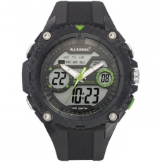 Herrenuhr - All Blacks 680359 - Quarz, Kunststoff