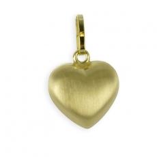 Anhänger - Kesef 1756 - 333/- Gold, Herz