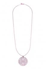 Collier - Bronzallure WSBZ00464R - Bronze Rosé vergoldet