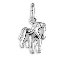Anhänger - Kesef 6642 - 925/- Silber, Pferd