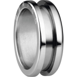 Damenring - BERING 520-10-X3 - Edelstahl, ohne Stein