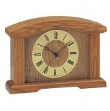 Tischuhr - AMS 5138-4 - Funk, Holz