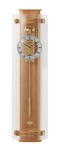 Regulatoren - AMS 633-16 - 8-Tage Glocke, Holz
