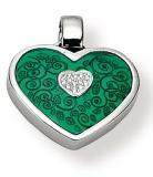 Anhänger - Gerry Eder 21.9035G - 925 Sterling Silber, Zirkonia, Herz