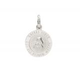 Anhänger - Gerry Eder 22.237 - 925 Sterling Silber, ohne Stein, Schutzengel