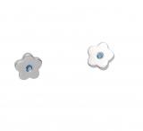 Ohrstecker - Gerry Eder 01.KS131B - 925 Sterling Silber, Silber