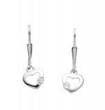 Bouton - Gerry Eder 02.KS134 - 925 Sterling Silber, Silber