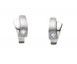 Creolen - Gerry Eder 05.2039 - 925 Sterling Silber, Silber