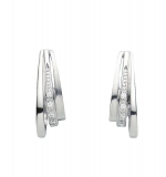 Creolen - Gerry Eder 05.2053 - 925 Sterling Silber, Silber