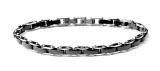 Armband - BOCCADAMO ABR042N - Edelstahl, ohne Stein