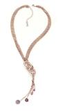 Collier - BOCCADAMO XGR012RS - Bronze vergoldet, Anker