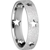 Damenring - BERING 559-19-X2 - Edelstahl, ohne Stein