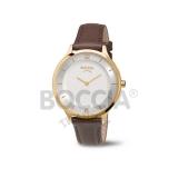 Damenuhr - BOCCIA Titanium 3249-04 - Quarz, Titan