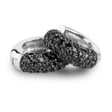 Creolen - silver trends ST036 - 925 Sterling Silber, Silber