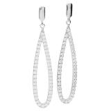 Ohrstecker - silver trends ST1167 - 925/- Silber