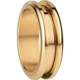 Damenring - BERING 526-20-X3 - Edelstahl Gelb vergoldet, ohne Stein