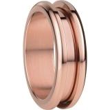 Damenring - BERING 526-30-X3 - Edelstahl Rosé vergoldet, ohne Stein