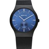 Herrenuhr - BERING 11940-227 - Quarz, Stahl IP Black