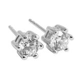 Ohrstecker - silver trends ST349 - 925/- Silber rhodiniert