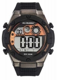 Herrenuhr - All Blacks 680332 - Quarz, Kunststoff