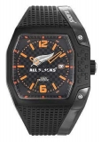 Herrenuhr - All Blacks 680345 - Quarz, Kunststoff